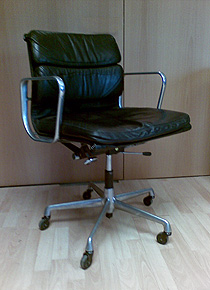 American original Soft Pad chair
