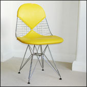 Charles Eames wire chair - the bikini chair