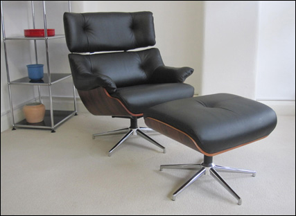 Senater Lounge Chair and Ottoman